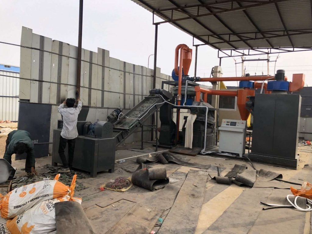 भारत में नई पीसीबी सर्किट बोर्ड रीसाइक्लिंग मशीन