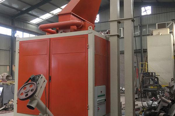 पाकिस्तान में प्लास्टिक, सिलिका जेल और रबर इलेक्ट्रोस्टैटिक पृथक्करण मशीन