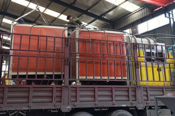 दुबई में प्लास्टिक, सिलिका जेल और रबर इलेक्ट्रोस्टैटिक जुदाई मशीन